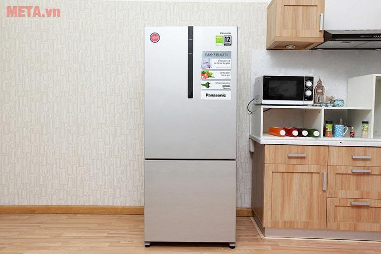Tủ lạnh Panasonic Econavi 363 lít NR-BX418VSVN