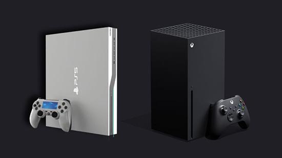 Hình ảnh được cho là thiết kế của PlayStation 5 và Xbox Series X