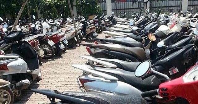 Tác hại khi để xe máy dưới trời nắng nóng và những lưu ý cần biết để bảo vệ xe