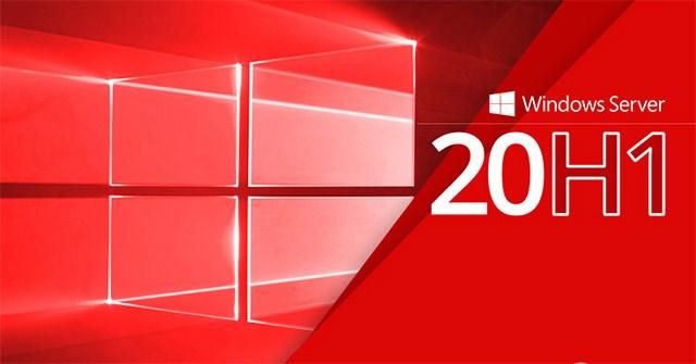 Microsoft phát hành Windows Server version 2004