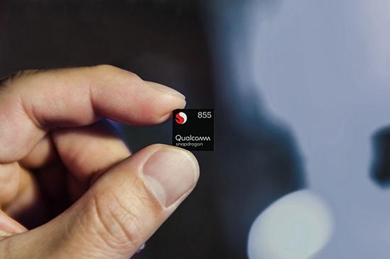Chip Qualcomm Snapdragon 855 của Galaxy Tab S6