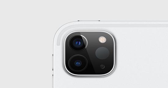 Cụm camera của iPad Pro