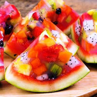 4 Cách làm thạch hoa quả tại nhà