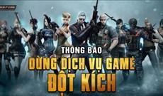 Đột Kích chính thức ngừng hoạt động tại Việt Nam?