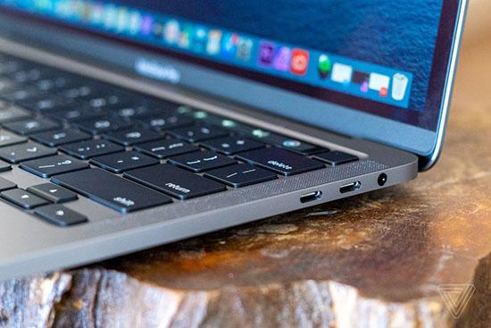 Các cổng kết nối quen thuộc trên các dòng MacBook Pro