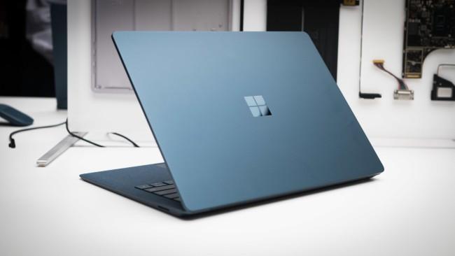 Một số mẫu máy tính của chính Microsoft cũng gặp lỗi sau khi cập nhật Windows 10 2004