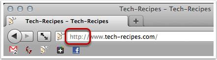 Firefox hiển thị URL đầy đủ trên tùy chọn thanh địa chỉ