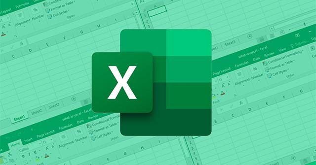 Tổng hợp bài tập Excel có lời giải