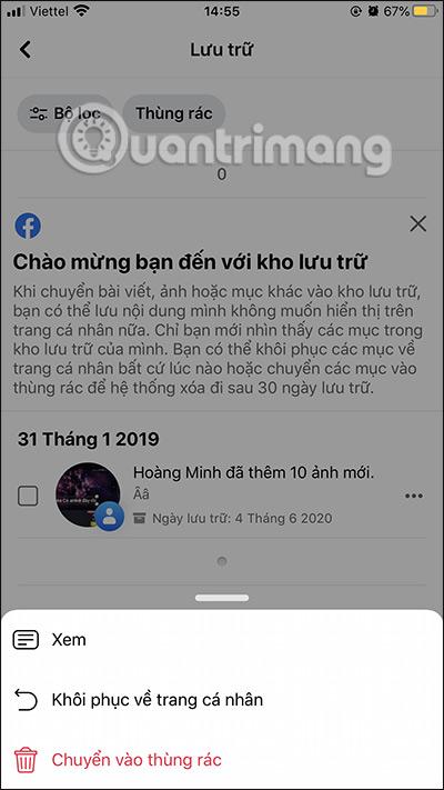 Cách xóa hết bài viết Facebook trong một lần nhấn nút - Ảnh minh hoạ 10