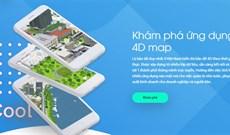 Việt Nam đã có bản đồ 4D, mời trải nghiệm