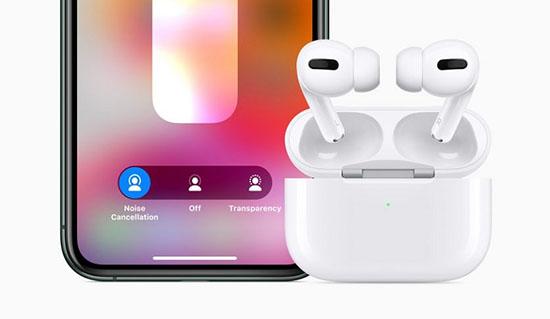Bật chế độ khử tiếng ồn từ iPhone