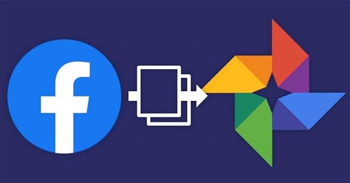 Cách chuyển ảnh, video Facebook sang Google Photos