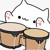Cách dùng Bongo Cat tự tạo beat nhạc