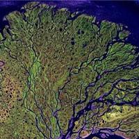 Chùm ảnh độc và lạ về Việt Nam và một số nơi khác trên Trái Đất chụp bởi Google Earth