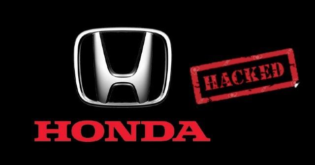 Honda bị hacker tấn công, phải tạm ngừng sản xuất và đóng cửa văn phòng