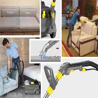 Hé lộ cách tự vệ sinh sofa vải nỉ, da nhanh, chuẩn, không làm hư ghế