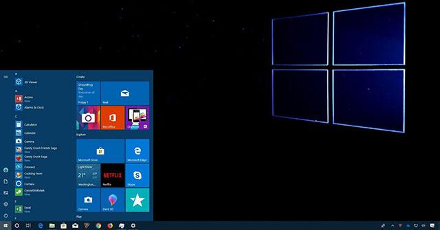 Cách khắc phục lỗi màn hình bị đen sau khi điều chỉnh cài đặt hiển thị trong Windows 10