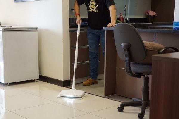 Cây lau nhà Xiaomi Deerma Water Spray Mop