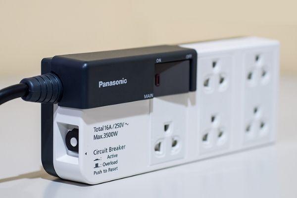 Ổ cắm có dây Panasonic WCHG28352