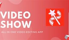 Cách dùng VideoShow ghép nhạc vào video