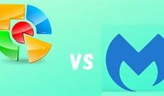 So sánh Malwarebytes và Hitman Pro