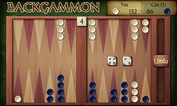 Ứng dụng Backgammon