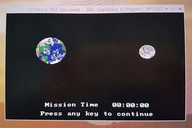 Tận hưởng việc chơi game trên DOSBox