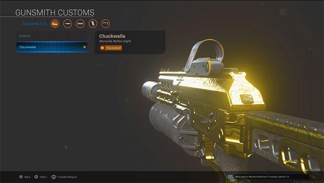 súng mạnh cod warzone
