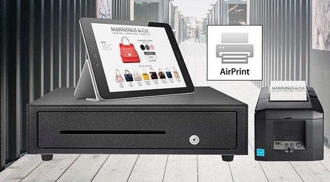 Bạn có thể thêm khả năng AirPrint cho bất kỳ máy in nào