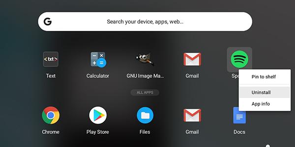 Chrome OS và Android đề được xây dựng từ Linux