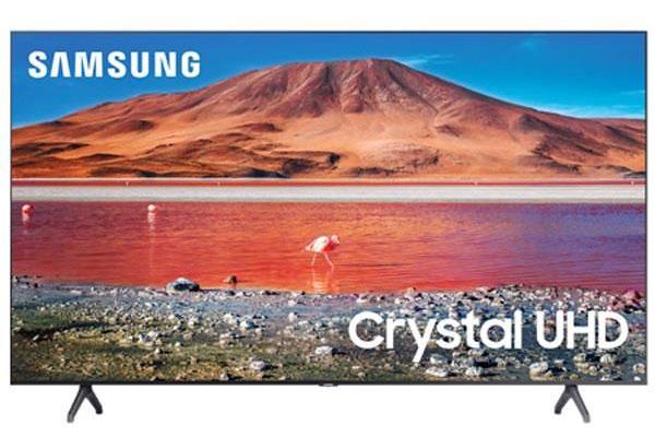Smart tivi Samsung Crystal 4K 65 inch UA65TU7000KXXV