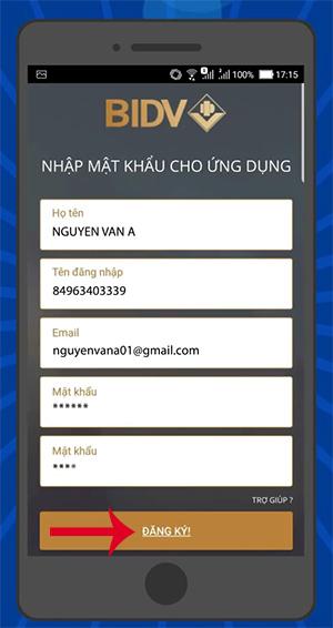 Hướng dẫn rút tiền ATM BIDV không cần thẻ