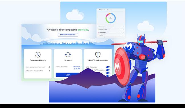 Malwarebytes là một trong những tùy chọn được sử dụng rộng rãi nhất