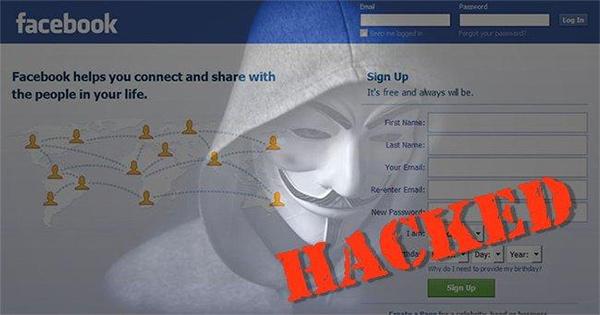 Hack Facebook phạm tội gì