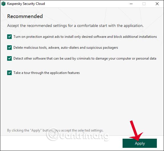 Cách dùng Kaspersky Security Cloud diệt virus trên máy tính