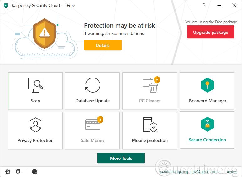 Cách dùng Kaspersky Security Cloud diệt virus trên máy tính - Ảnh minh hoạ 4