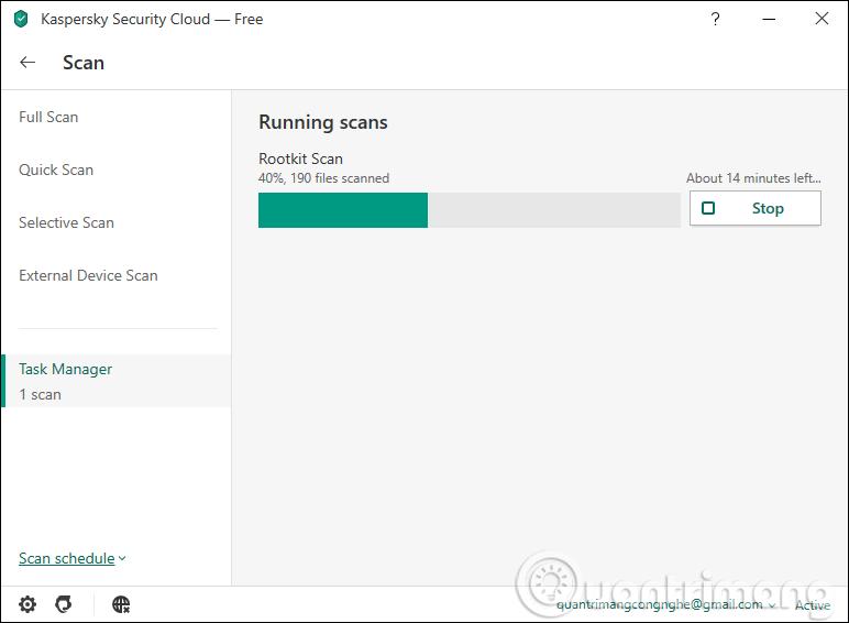 Cách dùng Kaspersky Security Cloud diệt virus trên máy tính - Ảnh minh hoạ 5