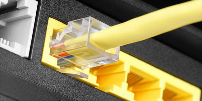 Luôn truy cập bảng điều khiển admin bằng Ethernet