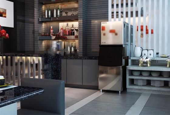 Kinh nghiệm mua máy làm đá viên chất lượng cho nhà hàng, quán ăn