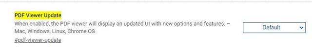 PDF Viewer Update