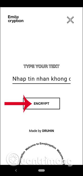Mã hóa tin nhắn