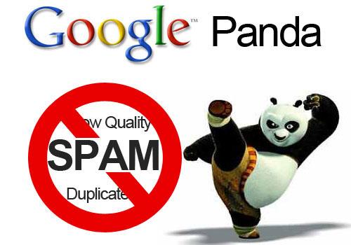 Google Panda thường bị nhầm lẫn với Google Penguin và Google Hummingbird