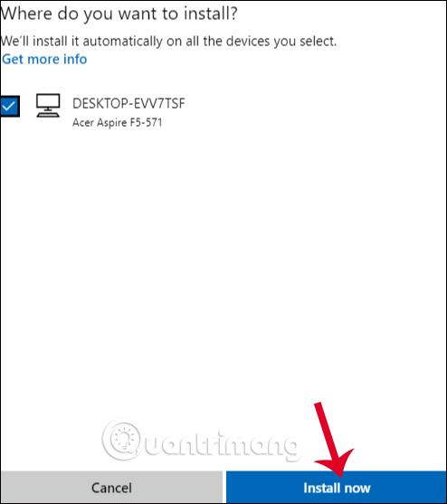 Tải ứng dụng cho máy tính