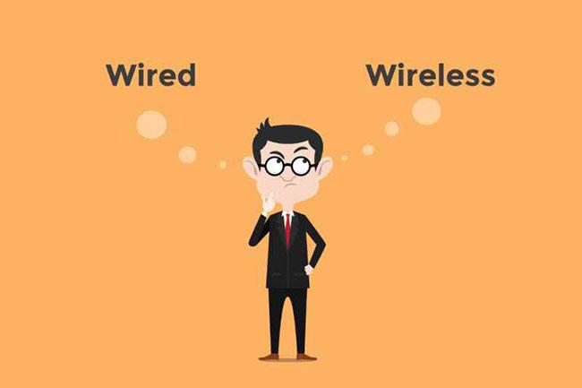 Nên chọn mạng LAN có dây hay mạng LAN không dây?