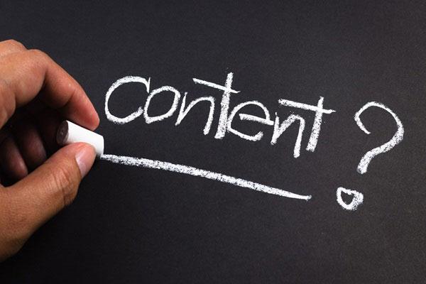 Content đóng vai trò quan trọng trong SEO