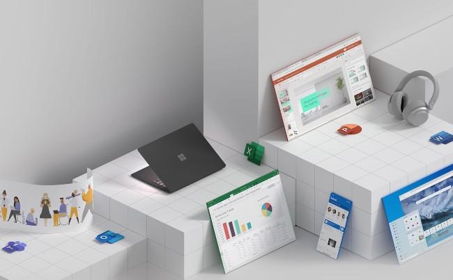 Fluent Design là ngôn ngữ thiết kế mới của Microsoft