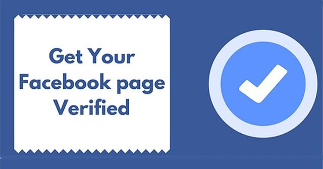 Hướng dẫn đăng ký tích xanh Facebook