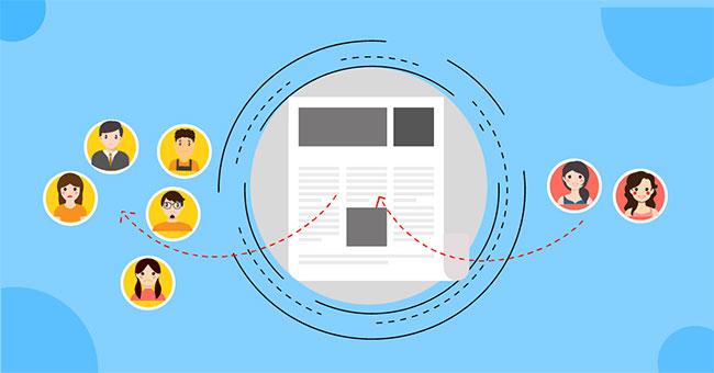 Hãy cung cấp nội dung thực sự có liên quan đến những gì người dùng đang tìm kiếm