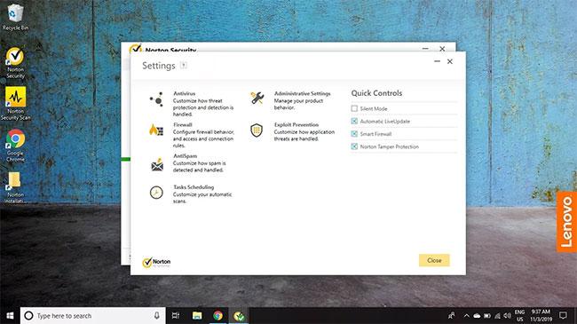 Cách loại trừ file khi quét bằng Norton Antivirus - Ảnh minh hoạ 2