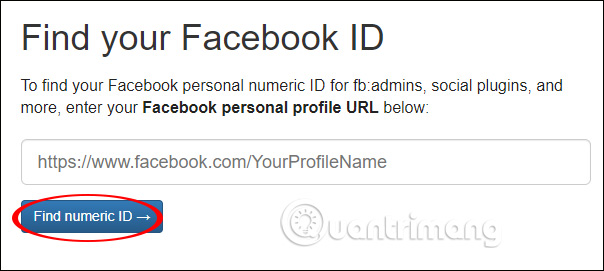 Cách lấy ID Fanpage Facebook - Ảnh minh hoạ 3